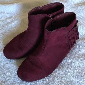 Girls booties